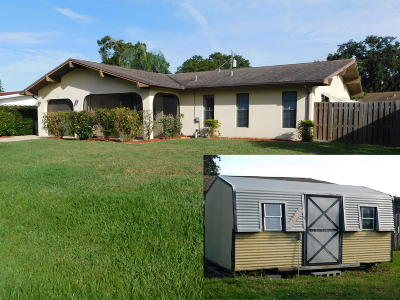 Port Saint Lucie FL Single Family Home Sold: $170,000