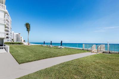 South Palm Beach Condo For Sale: 3570 S Ocean Boulevard #312