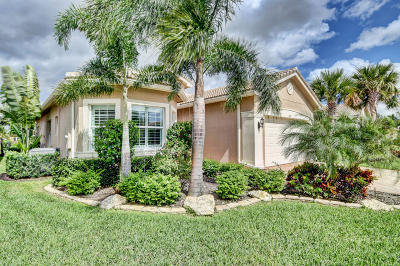 Boynton Beach Single Family Home For Sale: 8191 Pikes Peak Avenue