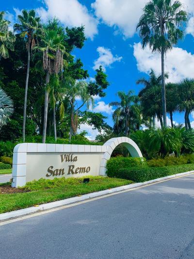 Boca Raton Single Family Home For Sale: 8676 Via Giula