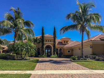 West Palm Beach Single Family Home For Sale: 7282 Horizon Drive