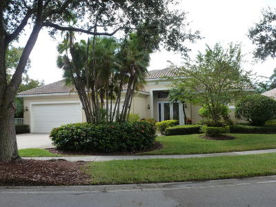 West Palm Beach Single Family Home For Sale: 1745 Flagler Manor Circle