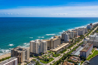Highland Beach Condo For Sale: 3015 S Ocean Boulevard #403