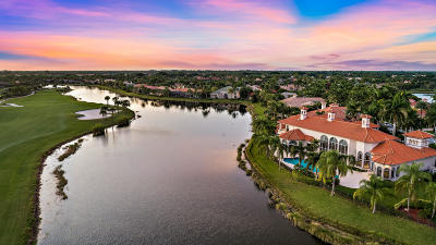 West Palm Beach Single Family Home For Sale: 10520 Hawks Landing Terrace