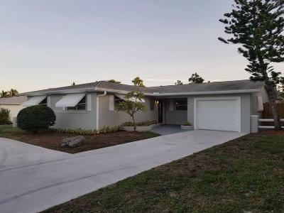 Boynton Beach Single Family Home For Sale: 120 SE 30th Avenue