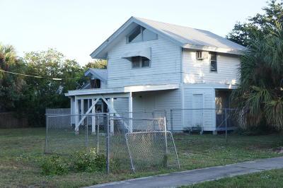 Stuart Single Family Home For Sale: 901 SE 14th Street