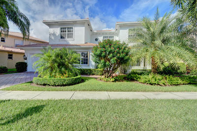 Boca Raton Single Family Home For Sale: 4091 Briarcliff Circle