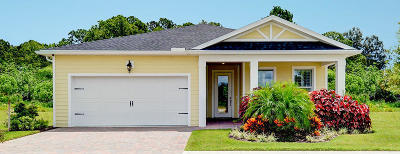 Vero Beach Single Family Home For Sale: 1764 Willows Square