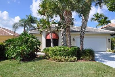 Boca Raton Single Family Home For Sale: 10184 Spyglass Way