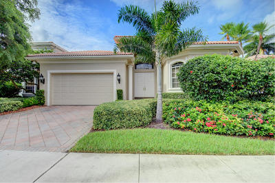 Boca Raton Single Family Home For Sale: 4077 NW Briarcliff Circle