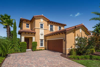 Jupiter Single Family Home For Sale: 123 Behring Way