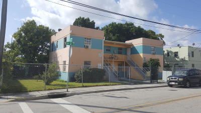 Miami-Dade County Multi Family Home For Sale: 172 NW 12th Street
