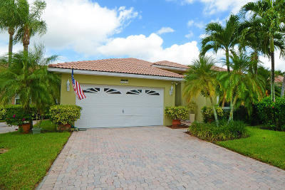 Delray Beach Single Family Home For Sale: 5518 Grande Palm Circle