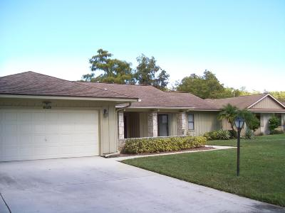 Hobe Sound Single Family Home For Sale: 8125 SE Cypress Point Place SE