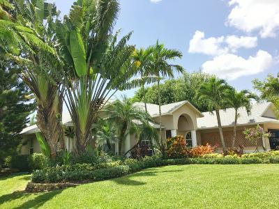 Stuart Single Family Home For Sale: 246 SE Ashley Oaks Way