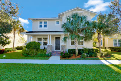 Jupiter Single Family Home For Sale: 2819 Sunbury Drive