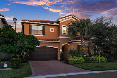 Delray Beach Single Family Home For Sale: 14136 Rock Salt Road
