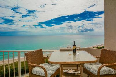 Boca Raton Condo For Sale: 4301 Ocean Boulevard #A1705