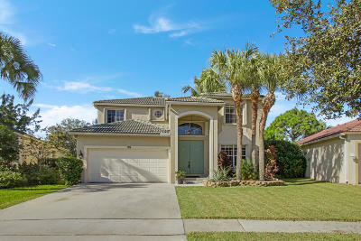 Royal Palm Beach Single Family Home Contingent: 178 Seminole Lakes Drive