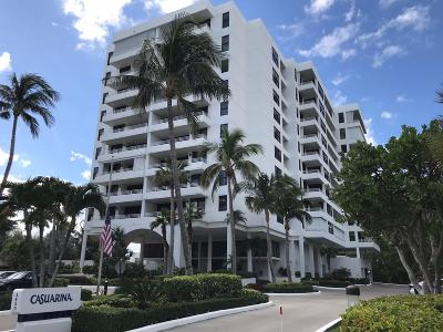 Highland Beach Condo For Sale: 3450 S Ocean Boulevard #304