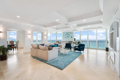 Hillsboro Beach FL Condo For Sale: $3,995,000