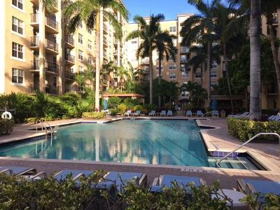 West Palm Beach Condo For Sale: 1801 Flagler Drive #618