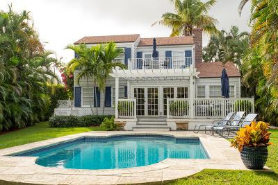 West Palm Beach Single Family Home For Sale: 4206 Washington Road