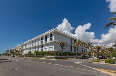 Palm Beach Rental For Rent: 400 S Ocean Boulevard #102