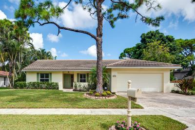 Boca Raton Single Family Home For Sale: 2437 NW 26th Circle