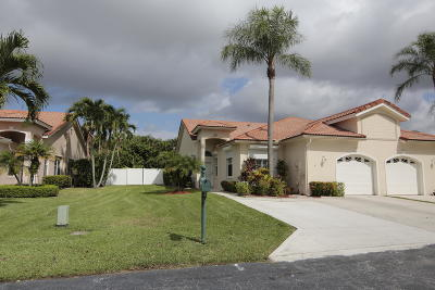Boca Raton FL Single Family Home Sold: $339,000