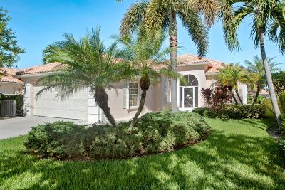 West Palm Beach Single Family Home Contingent: 7729 Quida Drive