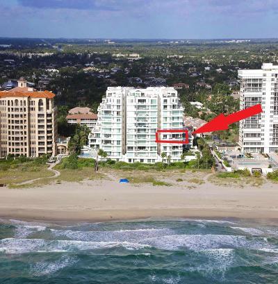 Boca Raton Condo For Sale: 2494 S Ocean Boulevard #H4