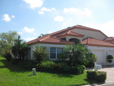 Delray Beach Townhouse Contingent: 15312 Summer Lake Drive