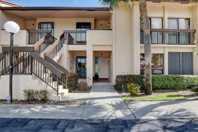 Deerfield Beach Condo For Sale: 2331 SW 15th Street #35