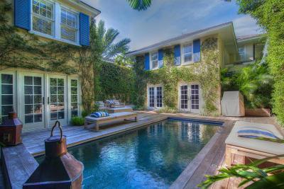 Palm Beach Rental For Rent: 134 Chilean Avenue