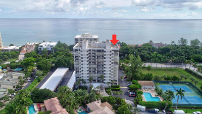 Highland Beach Condo For Sale: 4600 S Ocean Boulevard #201
