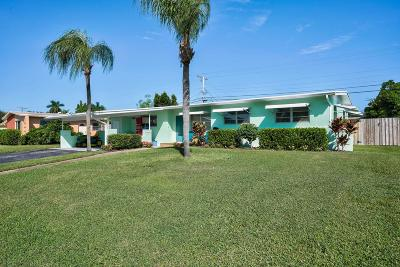 North Palm Beach Single Family Home For Sale: 757 Eagle Way