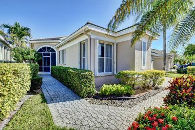 Boynton Beach Single Family Home For Sale: 7704 Rockford Road
