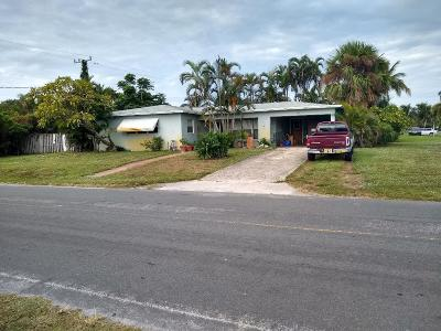 Boynton Beach FL Single Family Home Contingent: $199,900