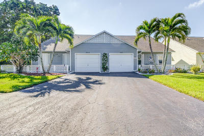 Port Saint Lucie Single Family Home Contingent: 2650 SE Tropical East Circle