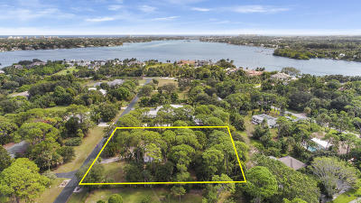 Residential Lots & Land Sold: 5378 Old Fort Jupiter Road
