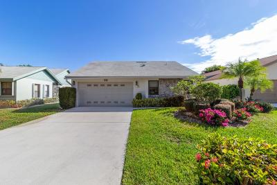 Delray Beach Single Family Home For Sale: 1335 NW 25th Lane