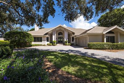 Tequesta Single Family Home For Sale: 18205 SE Village Circle