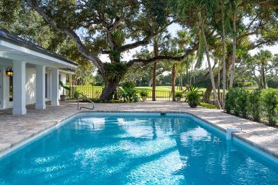 Vero Beach Single Family Home For Sale: 1901 Club Drive