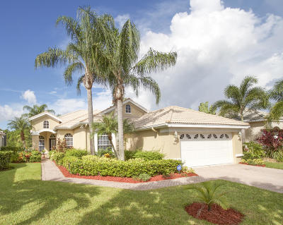 St Lucie County Single Family Home For Sale: 586 SW St. Johns Bay