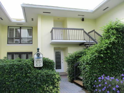 Boynton Beach Condo For Sale: 3723 Quail Ridge Drive