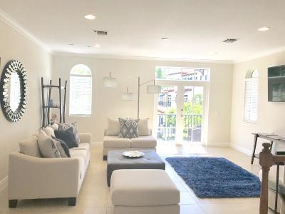 Boynton Beach Rental For Rent: 3241 Estancia Lane