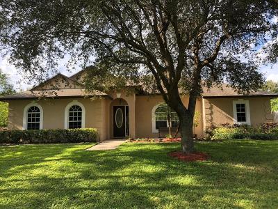 Palm Beach Gardens Single Family Home For Sale: 7617 160th Lane