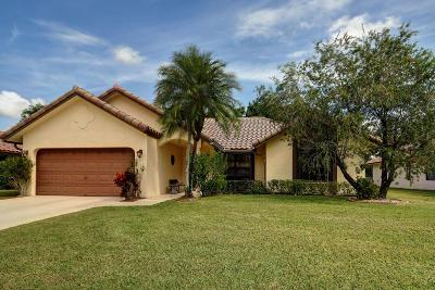 Single Family Home Contingent: 20006 Back Nine Drive