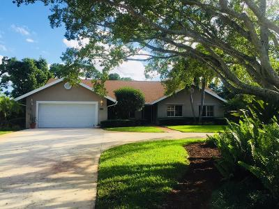 Delray Beach Single Family Home Contingent: 3020 Lowson Boulevard